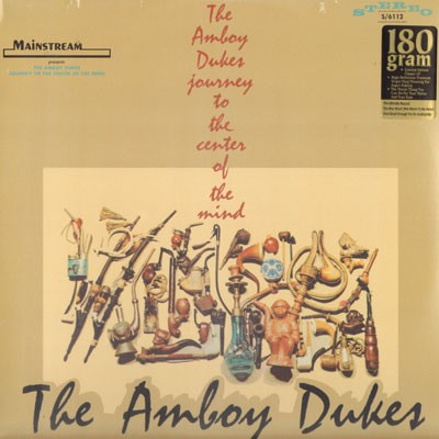 Amboy Dukes Journey To The Center Of Your Mind Lp