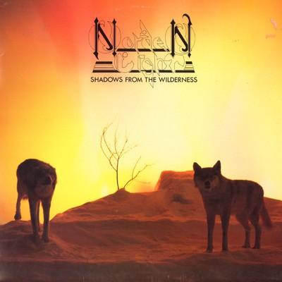 Norden Light Shadows From The Wilderness Lp 1987 Metal