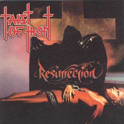 Taist Of Iron Resurrection Cd 1984 Heavy Metal Reissue