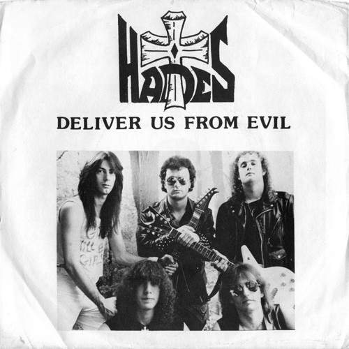 Hades - Deliver Us From Evil 7inch