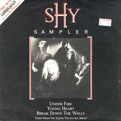 Shy - Shy Sampler