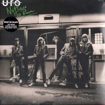 Ufo No Place To Run 2 Lp 1980 Uk Hard Rock Reissue