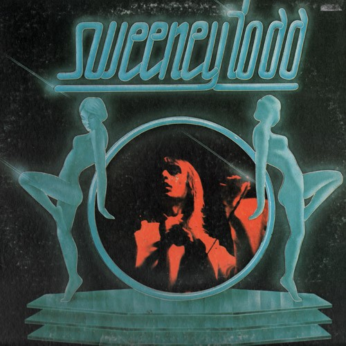 Sweeney Todd Lp 1975 Canadian Glam Rock Record