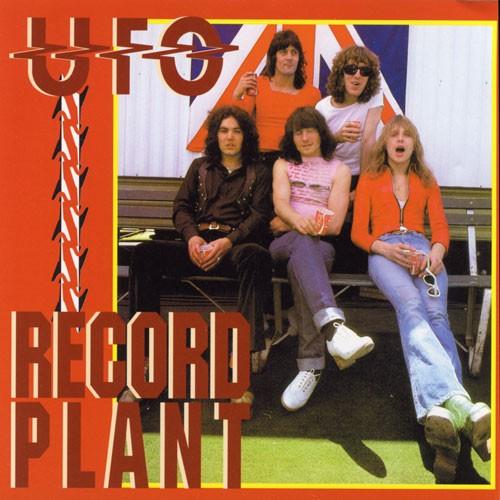 Ufo Record Plant Cd Live 1975 Michael Schenker