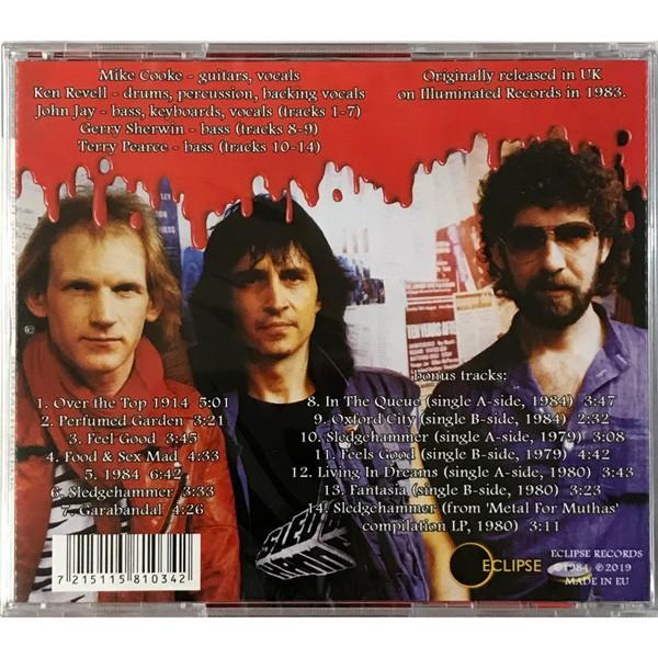 Blood On Their Hands CD 1983 UK Heavy Metal