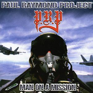 Paul Raymond Project Man On A Mission Cd Hard Rock Ufo Metal