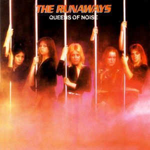 The Runaways Queens Of Noise Cd 70s Hard Rock Female