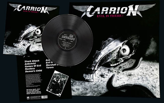 Carrion Evil is there Lp