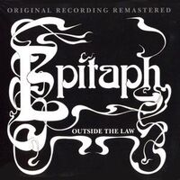 Epitaph - Outside the Law CD