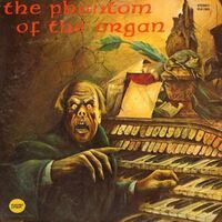 Erik - The Phantom of the Organ LP