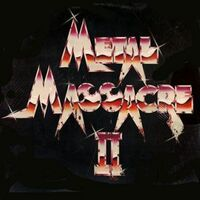 Metal Massacre II LP