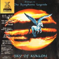 Sky of Avalon - Uli Jon Roth LP