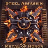 Steel Assassin - WWII: Metal of Honor CD