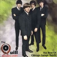 Various Artists - The Quill Records Story CD