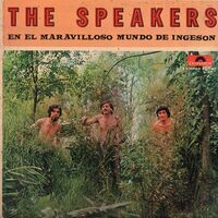 The Speakers - En El Maravilloso Mundo De Ingeson LP