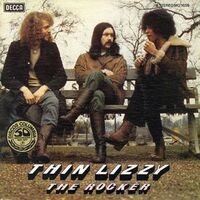 Thin Lizzy - The Rocker / Here I Go Again