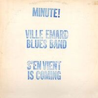 Ville Emard Blues Band Live LP