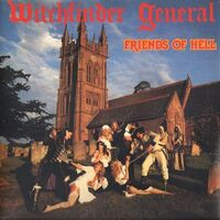 Witchfinder General - Friends of Hell LP