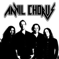 Anvil Chorus - The Killing Sun LP (+ single)