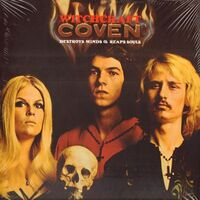 Coven - Witchcraft LP