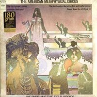 Joe Byrd and the Field Hippies - The American Metaphysical Circus LP