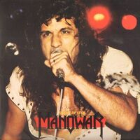 Manowar - Secret of Steel LP