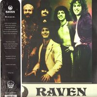 Raven - Who Do You See LP