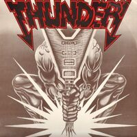 Thunder - All I Want LP
