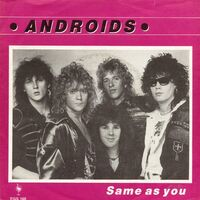 Androids - N.Y.C. / Same As You