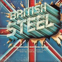 Various Artists - British Steel LP