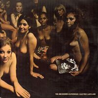Jimi Hendrix Experience - Electric Ladyland 2-LP