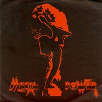 Various Artists - Metal Power 7inch