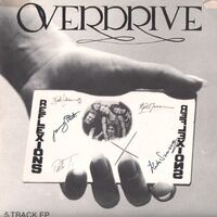 Overdrive - Reflexions EP