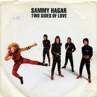Sammy Hagar - Two Sides Of Love 7inch