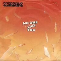 Scorpions - No One Like You 7inch