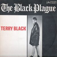 Terry Black - The Black Plague LP