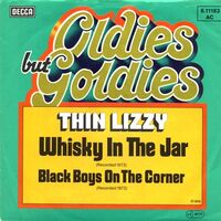 Thin Lizzy - Whiskey In The Jar 7""