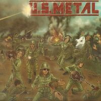 Various Artists - U.S. Metal LP