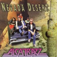 Alcatrazz - Nevada Desert CD