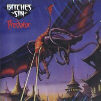 Bitches Sin - Predator CD