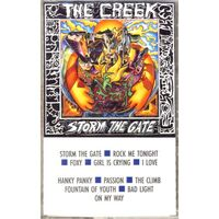 The Creek - Storm The Gate Cassette