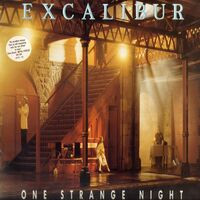 Excalibur - One Strange Night LP