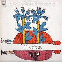 Franck Dervieux - Dimension M LP