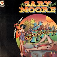 Gary Moore Band - Grinding Stone LP