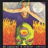Gillan - No Laughing In Heaven 7inch