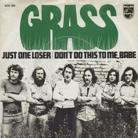 Grass - Just One Loser 7inch