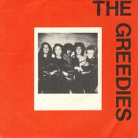 The Greedies - A Merry Jingle (single)