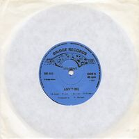 Lyadrive - Anytime / White Dress 7inch