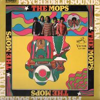 The Mops - Psychedelic Sounds In Japan LP