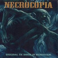 Various Artists - Necrocopia : Original UK Doom In Memoriam CD